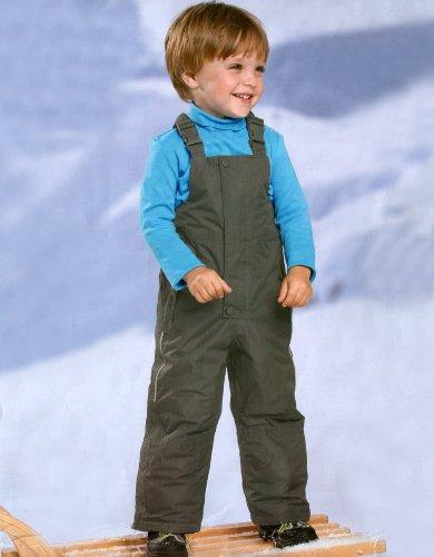 Kleinkinder Jungen Baby Schneehose Gr.: 74 NEU anthrazitgrau