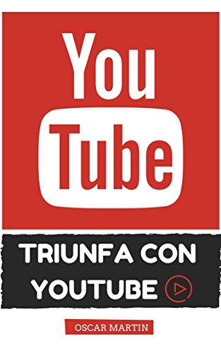 Triunfa con YouTube: Aprende a ganar dinero con YouTube paso a paso (aunque no hagas vídeos) eBook: Raquel Domínguez: Amazon.es: Tienda Kindle