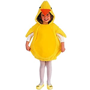 Carnival Toys 61018-Pollito, Disfraz para niños 2-3AñOS