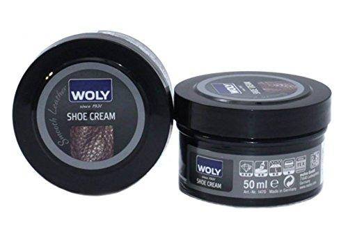 Violet Shoe Cream