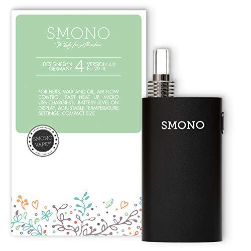 Smono Vape No. 4.0 Vaporizer - Verdampfer Kräuter Öle - kein Nikotin