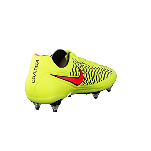 Nike  Magista Orden Fg,  Herren Fußballschuh neongelb / pink