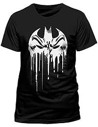 Batman Herren T-Shirt Dripping Face