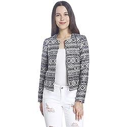 VERO MODA Women's Blazer (10161749_Black_38)