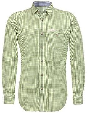 Michaelax-Fashion-Trade Stockerpoint - Herren Trachtenhemd in Verschiedenen Farben, Dave4