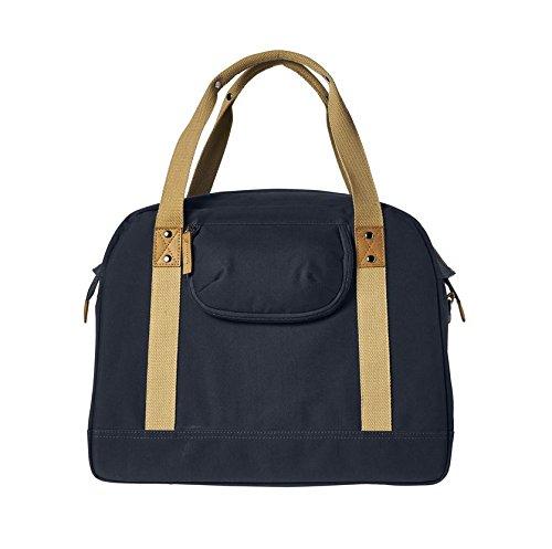 Basil Gepäckträgertasche Portland Businessbag Dark Blue