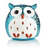 NPW Metallic Owl Lip Balm Minty Schokolade (blau)