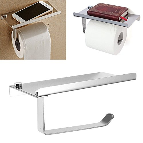 free-shipping-polished-chrome-stainless-steel-bathroom-toliet-paper-book-phone-holder-bml-brand-bao-