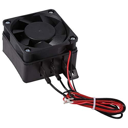 Calentador PTC, Calentador aire ventilador coche PTC