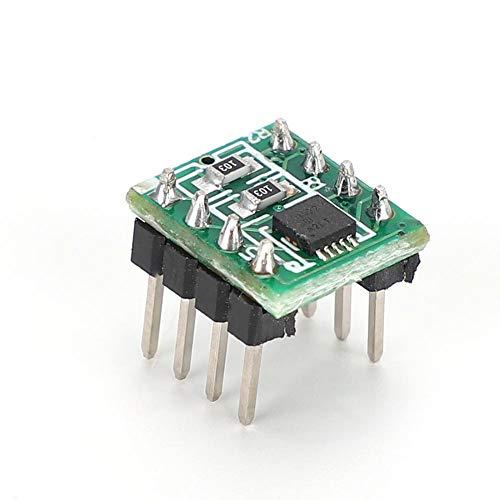 ASHATA OPA1622 Amplificador operacional Doble Placa