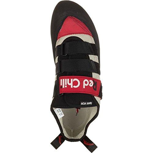 Red Chili Spirit VCR weiß - rot - schwarz