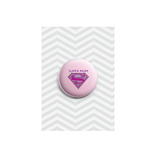 super-mum-mothers-day-gift-pink-symbol-superhero-button-pin-badge-38mm