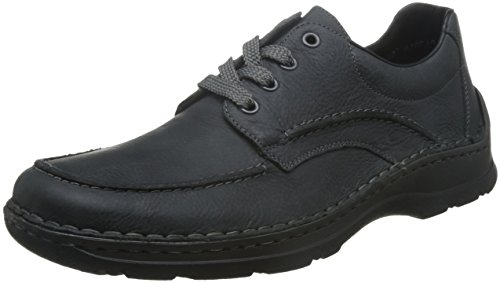 Rieker 5311, Derby Homme Gris (Coal/45)