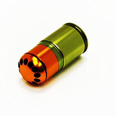 Airsoft AEG Shooting Gear Army Force 72rd 40mm Grenade Co2 Cartridge Shell