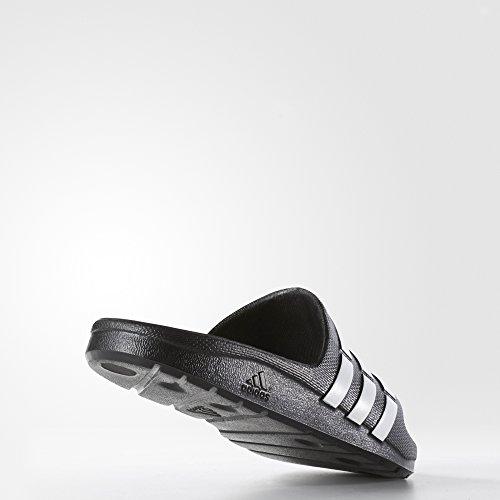 2e0e4a35 ... Sandaler K Svømming Adidas Svart Duramo Barn Svart Slide Hvit wIEEt6 ...