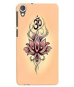 Citydreamz Om/Lord Shiv/Spiritual/Meditation Hard Polycarbonate Designer Back Case Cover For HTC Desire 628/ HTC Desire 628 Dual Sim