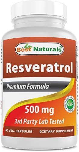Top 10 Resveratrol Antioxidant Supplements Updated Aug 2020