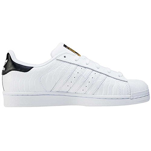 Adidas Superstar J Blanc