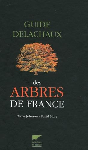 Guide Delachaux des arbres de France par Owen Johnson