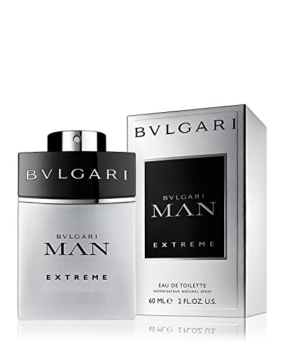 BULGARI Man Extreme EDT Vapo 60 ml, 1er Pack (1 x 60 ml)