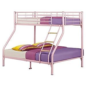 Nexus Triple Sleeper Bunk Bed Colour: Cream