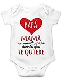 Ropa4 Body Mama me Manda para decirte Que Te Quiere