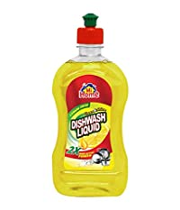 Mi Home CLEAN AND SHINE LEMON FRESH DISH WASH LIQUID 500 ml (PACK OF 5)