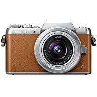 Panasonic Lumix DMC-GF712-32/3.5-5.6MEGA OIS ASPH Lumix G Vario 16.84Megapixels Digital SLR Camera