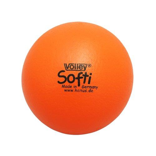 Original VOLLEY Softi Schaumstoffball - viele Farben - mit HAEST Katalog