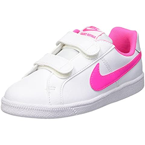 Nike Court Royale (Psv), Zapatillas Para Niñas
