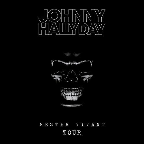 [ Johnny Hallyday – Rester vivant tour (Live au Palais 12- 2016) ]  320Kbps