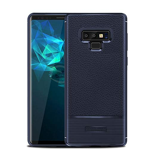 Preisvergleich Produktbild Alian Handyhülle für Samsung Note 9 Lychee TPU Schutzhülle Samsung Galaxy Note 9 Anti-Drop-Silikon-Softshell