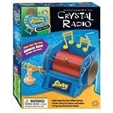 Poof-Slinky 02012 Minilab Kit Cristal Radio