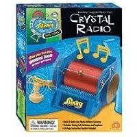 Poof-Slinky 02012 Minilab Crystal Radio Kit