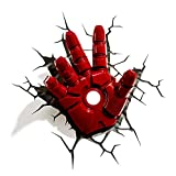 Iron Man Hand 3D Deco Light