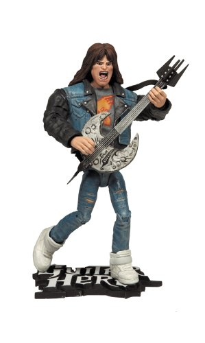 McFarlane Guitar Hero Axel Stahl Figur - Video-spiel-gitarre