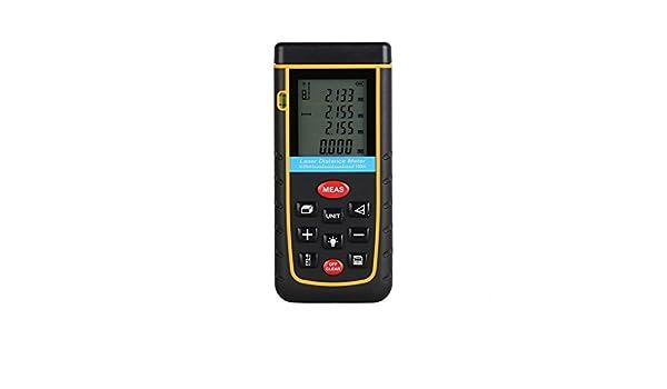 Laser Entfernungsmesser Triangulation : Laser entfernungsmesser zyurong digitale wasserwaage