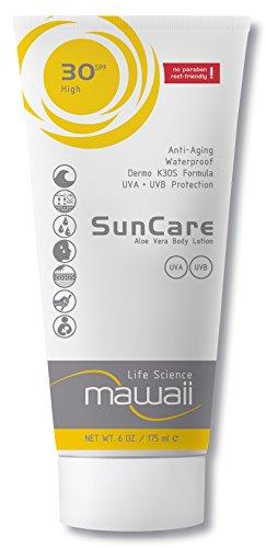 mawaii - SunCare SPF 30 Anti-Aging Outdoor Sport Sonnenschutz, 175ml