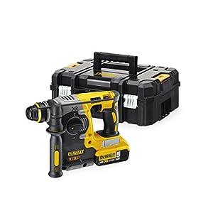 DeWalt SDS-plus XR Akku-Kombihammer / Schlagbohrmaschine (18V, 5h bürstenlos, 24mm, ideal für Bohranker…