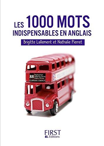Petit livre de - Les 1000 mots indispensables en anglais