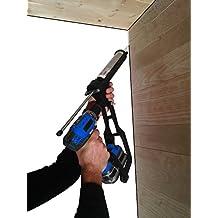 Tivoly 11110520001 T-Gun pistola de cartucho adaptable atornillador y taladro