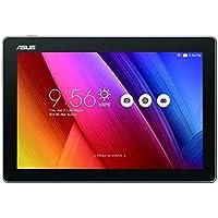 """Asus Z300CNL-6A024A ZenPad Tablet, Schermo da 10.1"""" HD, Processore Intel Quad Core, HDD da 32 GB, Grigio Antracite"""