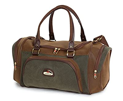 Mens holdall, gym,travel, everyday shoulder bag by Compass