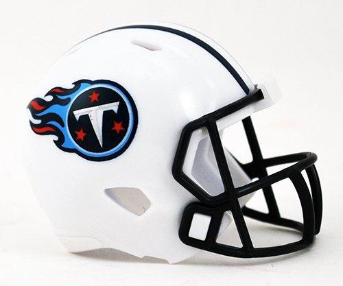 cef7f98a TENNESSEE TITANS NFL Riddell Speed POCKET PRO MICRO / POCKET-SIZE / MINI  Football Helmet