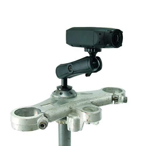 Action Kamera Video Halterung Ghost / Contour Passend Honda Blackbird & Kawasaki 12mm Vorbau Contour Video