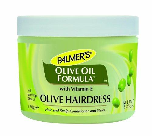 Palmer's Formule à l'Huile d'Olive Extra Vierge Baume de Soin Capillaire Sans Rincage Longueurs et Pointes 150 g