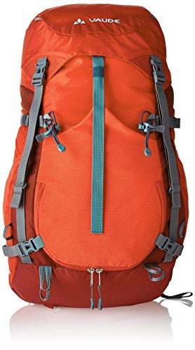 VAUDE Brenta 40 - Mochila senderismo color lava, talla 40L