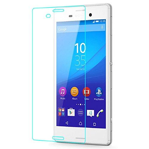 Malloom® Sony M4 Aqua 9h Trempé Lcd De Verre Film Protecteur D'écran