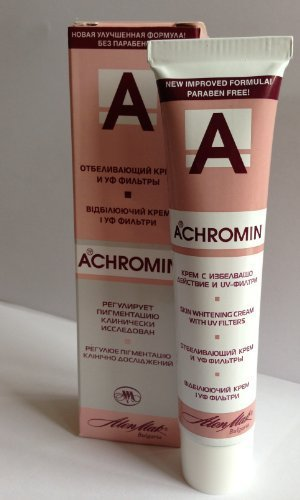 Achromin Hautaufhellende Creme - 45 ml Whitening Creme