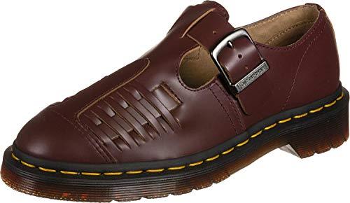 Dr. Martens Mica Vintage Smooth Sandalen Oxblood (Dr. Vintage Oxblood Martens)